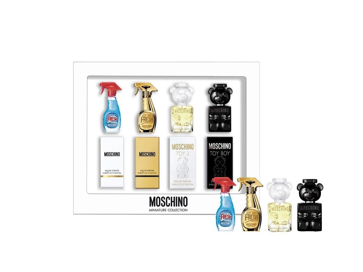 Moschino Miniaturen SET 4x5ml