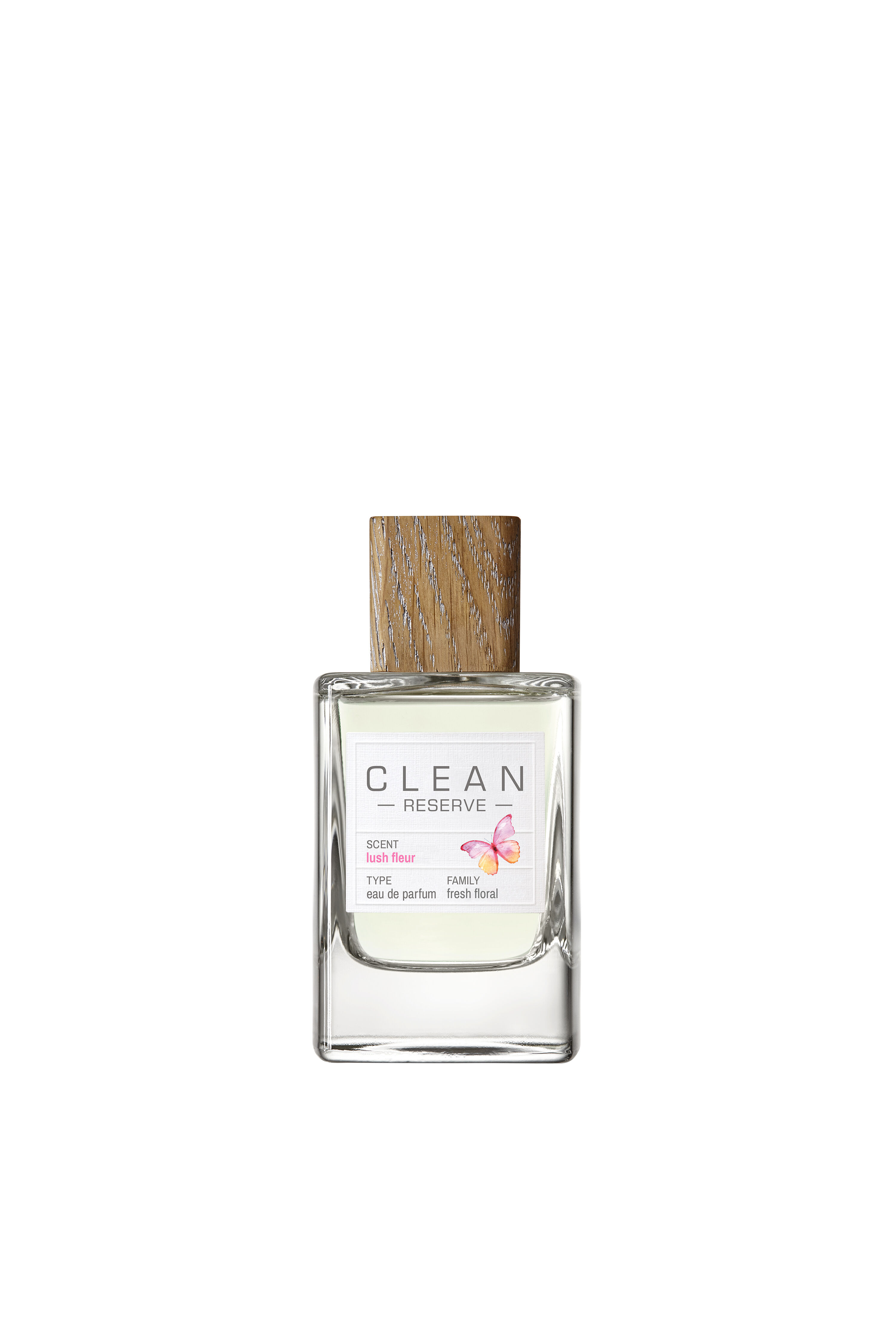 CLEAN Reserve Lush Fleur Butterfly Edition EDP