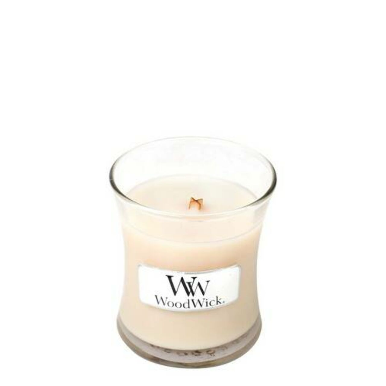 Woodwick Vanilla Bean - Mini