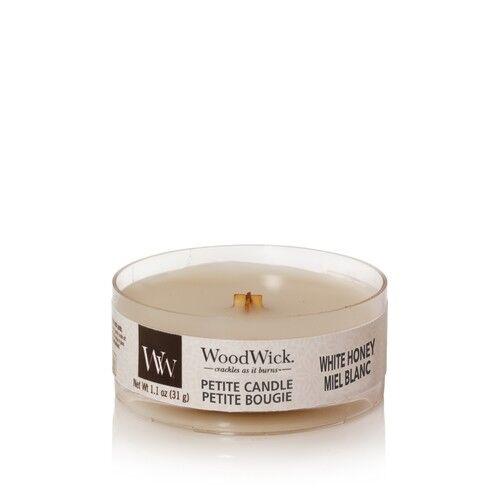 Woodwick White Honey - Petite
