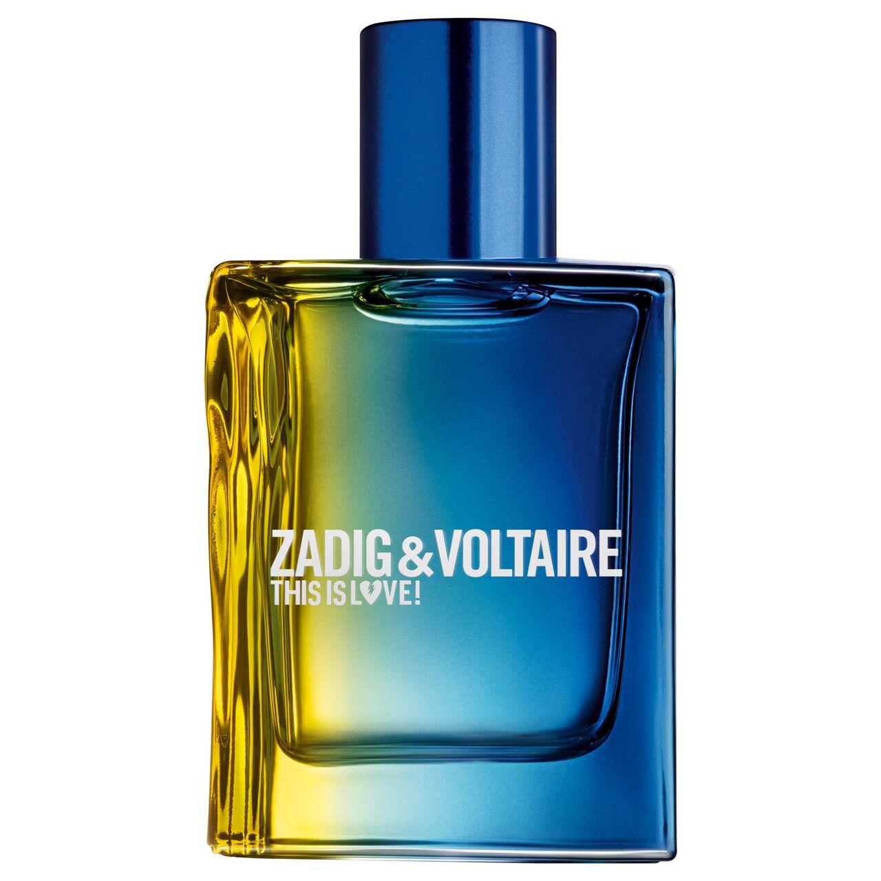 Zadig & Voltaire This is Love! Pour Lui EDT 30ML