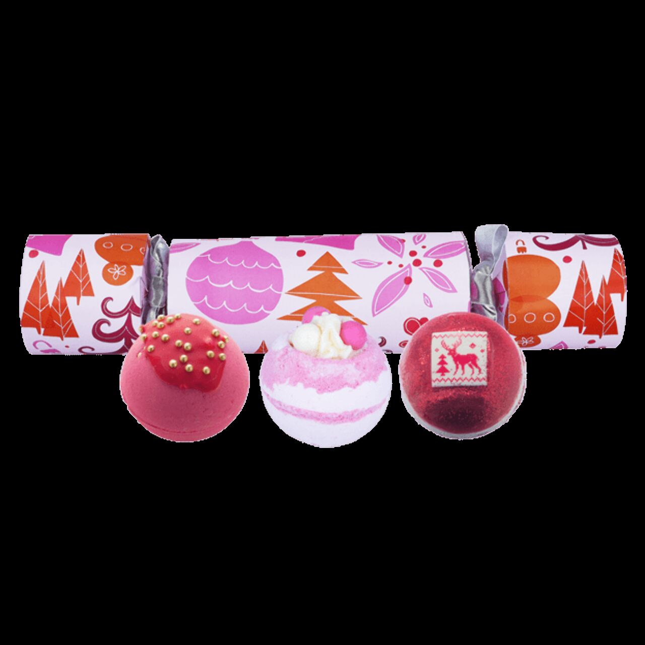Bomb Cosmetics We Wish You a Rosy Christmas Cracker Gift Pack