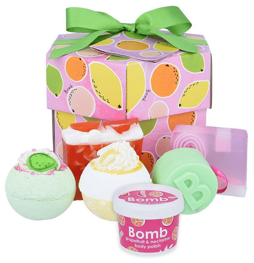 Bomb Cosmetics Fruit Basket Gift Pack