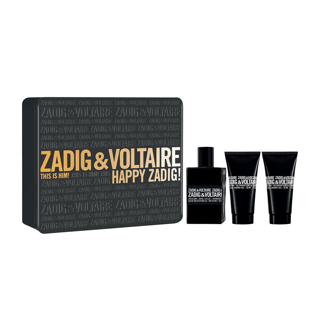 Zadig & Voltaire This is Him! Happy Zadig Set